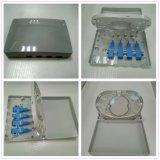 Plastikfaser-Anschlusskasten für FTTH