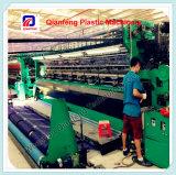 Plastikfarbton-Netz Raschel Verzerrung-Strickmaschine-Fertigung