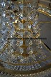 Hotel Project Custom-Made lustre de cristal de iluminação (KA6309 Ouro)