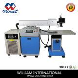 Высокая скорость 300W Autamatic сварочный аппарат лазерной печати