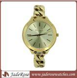 Horloge van de Dames van het Horloge van het Roestvrij staal van het Polshorloge van het Horloge van de manier het Nieuwe