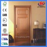 Современная нутряная деревянная стальная дверь меламина (JHK-MD10)