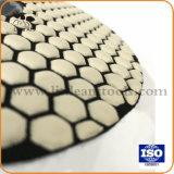 """7""""/180 мм сухой шлифовки блока полимера алмазов абразивного инструмента для мрамора и гранита"""