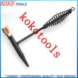 martello dello scalpello della saldatura della maniglia della molla di 300g 400g nessuna spazzola d'acciaio