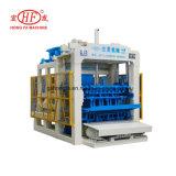 Qt10-15Dの構築機械装置の機械を作る具体的な空のペーバーのブロック