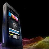 Contrassegno dello schermo di 55 di pollice di WiFi di pubblicità esterna dell'affissione a cristalli liquidi della visualizzazione Digitahi di tocco