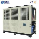 Machine de refroidissement industrielle de refroidisseur d'eau refroidi par air de défilement