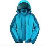 100% Nylon Pd+Wr+Breathable освобождает покрытие 5K/5K для вниз куртки