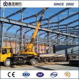 Vorfabriziertes Stahlkonstruktion-Pflanzengebäude hergestellt in China