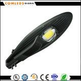 Farola de fundición a presión a troquel del aluminio 60With80With150With200W LED con Ce&EMC