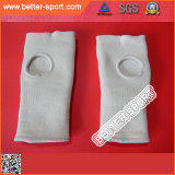 伸縮性がある泡によってパッドを入れられる綿手の手袋、囲む内部の手袋