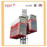 Alzamiento del edificio de la frecuencia del OEM de Tdt/alzamiento de la construcción para la construcción de edificios