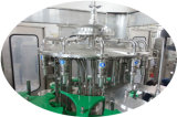 Máquina de rellenar de la botella de la botella de agua de la bebida de la botella de la bebida líquida carbónica automática del jugo