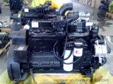 Moteur diesel Turbocharged 6ctaa8.3-C195 de Dcec Cummins pour l'ingénierie de construction