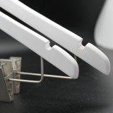 Bride de fixation en bois blanche de procès de Yeelin avec des clips en métal