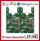 Placa de circuito automatizada PCBA do PWB do controle