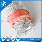 Condotto dell'isolamento della vetroresina (interno ed esterno entrambi sono il condotto di alluminio)
