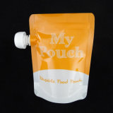 工場直接印刷の絶妙な折る液体のノズル袋