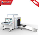 de Scanner van de Inspectie van de Röntgenstraal van de Penetratie van 34mm, de Apparatuur van de Detector van de Röntgenstraal (SA8065)
