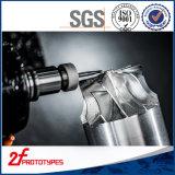 Piezas de aluminio trabajadas a máquina CNC,
