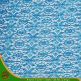 Tejido de poliéster de alta calidad bordado (HSHY-1701)