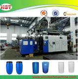 Machine en plastique automatique d'extrudeuse de baril de corps creux de machine en plastique de soufflage