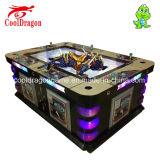 Máquina de jogos do caçador dos peixes da batida do leopardo da máquina de jogo da pesca da arcada
