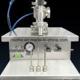 Relleno de crema Semi Máquina Envasadora Automática de equipos de acero inoxidable