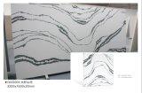 Künstlicher Quarz-Stein für KücheCountertop und Eitelkeits-Oberseite