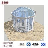 L'Europe Cadre en alliage en aluminium de style maison verte fabricant chinois
