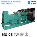 1250kVA Googol 엔진 50Hz를 가진 디젤 엔진 발전기 세트