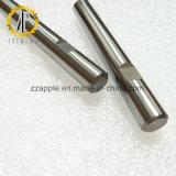 Tierra de precisión de la barra de carburo de tungsteno varilla de metal