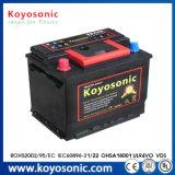 Автомобильный аккумулятор хранения N50zl аккумулятора автомобильной аккумуляторной батареи 60AH