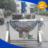 Bac de vapeur faisant cuire le constructeur de la Chine de mélangeur