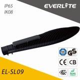 IP65 Ik08のEverlite 150Wの穂軸LEDの街灯