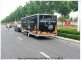 2017 remorques mobiles de camion de nourriture à vendre
