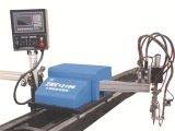 판금을%s 휴대용 ZNC-2300D CNC 플라스마 프레임 절단 장치