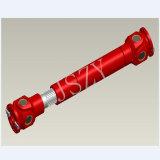 Accoppiamento universale telescopico dell'asta cilindrica di cardano della saldatura