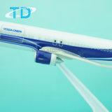B737-400 Atran 18см 1/200 акра с новым двигателем авиакомпаний подарки и ремесел модели