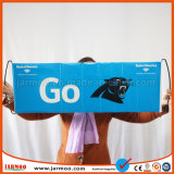 Спортивный складной ручной прокрутки баннер