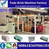 販売のためのケニヤCabroのブロック機械空の鍋のブロック機械