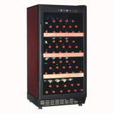 Cantina per vini del frigorifero della visualizzazione del vino della bottiglia da 46 - 168 bottiglie
