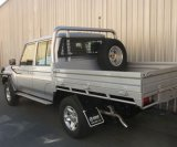 Aluminiumute-Bett für Handelsfahrzeug 4WD