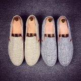 Ботинки Outsole самой последней конструкции способа плоские резиновый управляя для ботинок людей вскользь