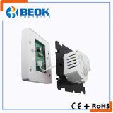Termóstato eléctrico del sitio de la calefacción con teledirigido para la calefacción por el suelo