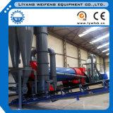 Sistema di secchezza della macchina/segatura dell'essiccatore della segatura di alta qualità di Ce/ISO