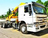8-12 toneladas de grúa carro-montada camión de HOWO, carro del camión