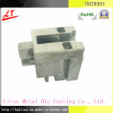 Aluminiumlegierung Druckguss-Satin-Chrom-Möbel-Metalteile