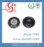 Dxi30n-B 30mm Micro Mylar Speaker 30mm*H3.8mm 0.25W 8ohm