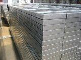 Планка горячего DIP гальванизированная стальная для материала лесов